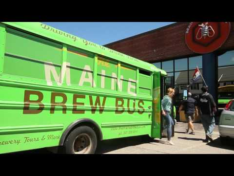 Maine Brew Bus | Portland Maine's Best Craft Beer Tours