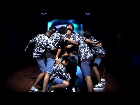 D3 D 4 Dance I Sauls group - Tribute for Mani I Mazhavil Manorama