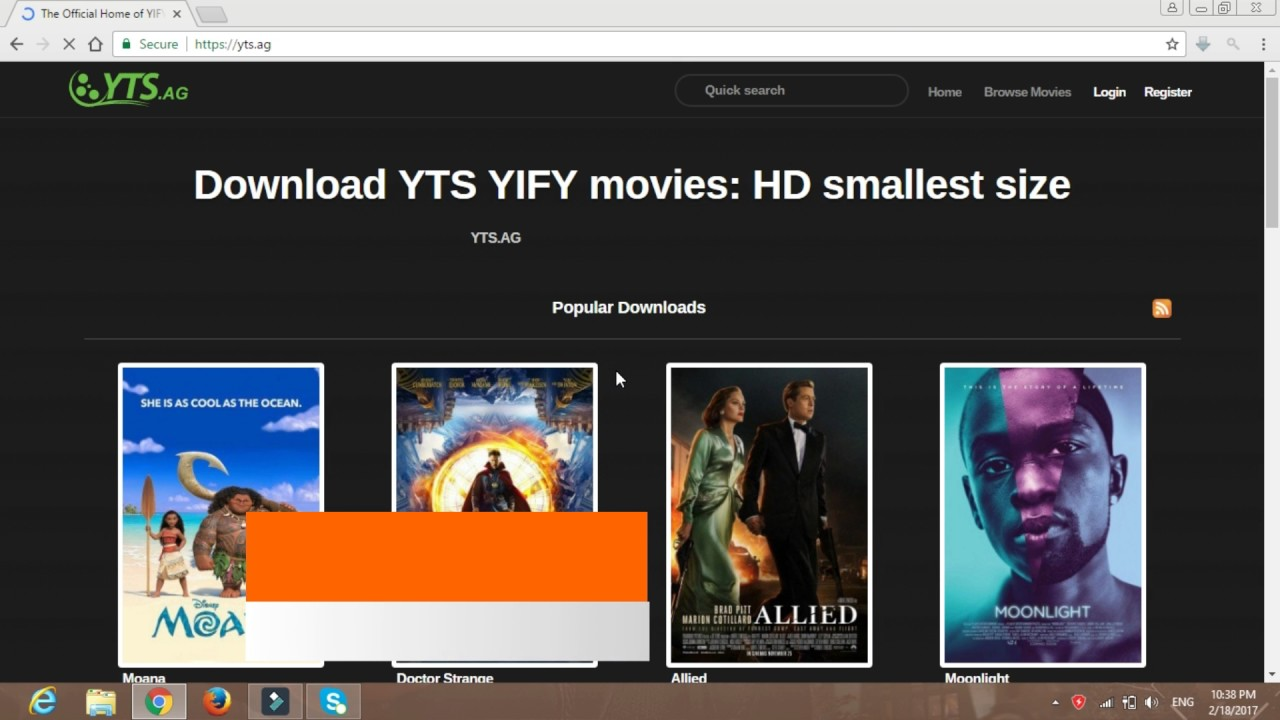 HOW TO DOWNLOAD ENGLISH MOVIES IN FULL HD