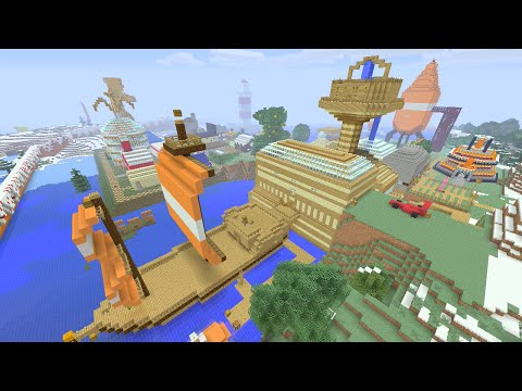 Minecraft Xbox - Stampy's Lovely World - Hunger Games