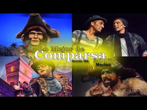 Lo mejor de Comparsa 2017 by Maclau (SONIDO HQ). Carnaval de Cádiz 2017.