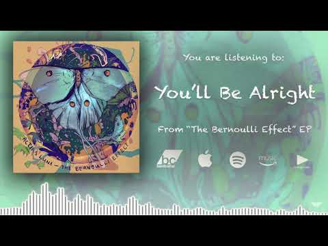 "Actias Luna - ""You'll Be Alright"" (Official Stream)"