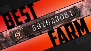 BEST SOUL FARM - OVER 6,000,000 SOULS PER HOUR! TITANITE CHUNK FARM Darksouls 3