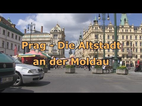 Prag - Rundgang durch die Prager Altstadt über die Karlsbrücke zur Prager Burg