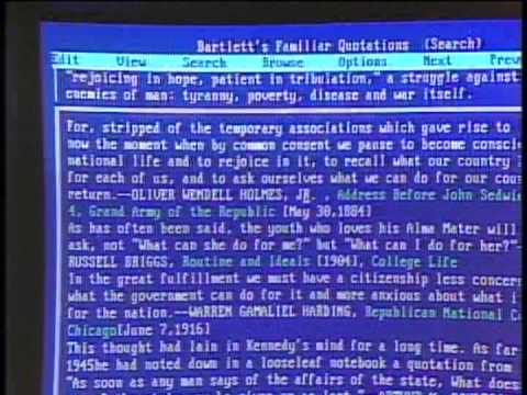 The Computer Chronicles - Writing Software (1989)