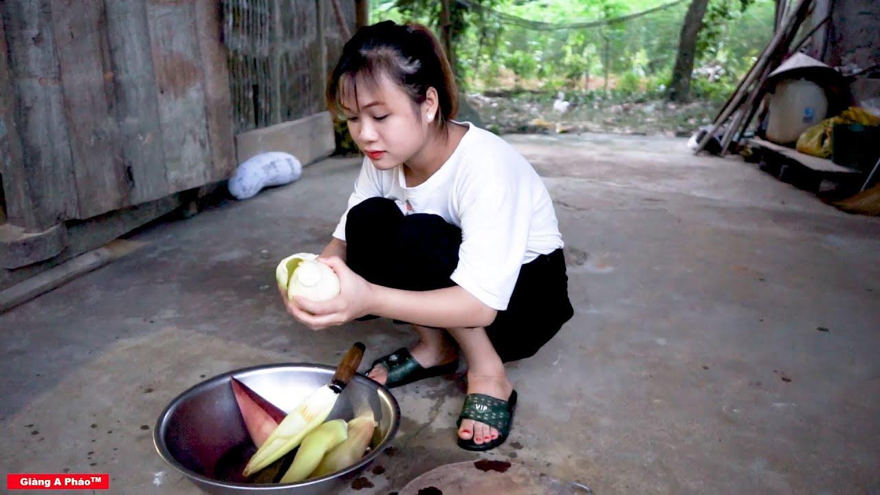 A Huân liên tục thả thính em Trang, ngỏ ý muốn làm rể Yên Bái - Vịt nộm bi chuối