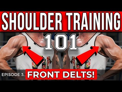 5 Shoulder Workouts Way of Massive Delts of Stone