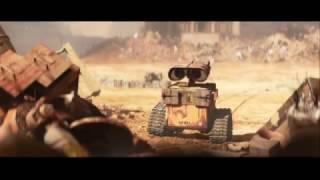Wall-E Animation Foley and Sound Design