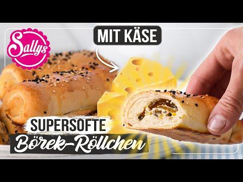 Brek Rllchen super soft & weich / Kserllchen / Ramadan Rezept / Sallys Welt