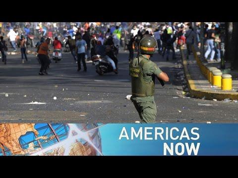 Americas Now— Venezuela in chaos; Centenarians; Urban Voices 06/20/2016