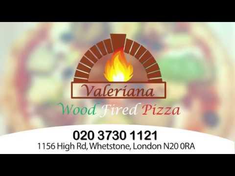 Valeriana Pizza