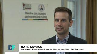 Destination Francophonie #127 - LIÈGE bonus 2  Maté Kovacs