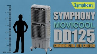 Symphony Movicool DD125   Commercial Air cooler   Industrial Air cooler   Faadu Mind   Air Plus
