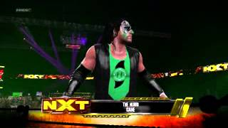 The Hurricane Entrance WWE 2k15 PC! with proper theme