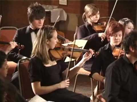 Edvard Grieg  Holberg Suite  Praeludium  Carducci String Quartet