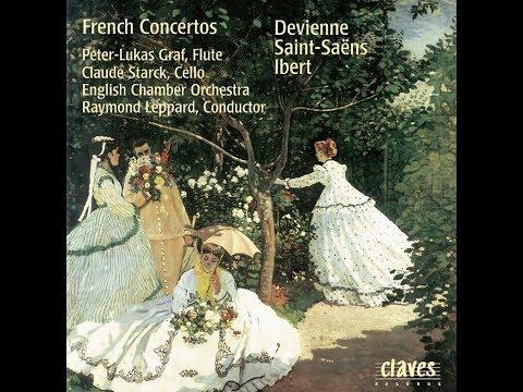 François Devienne: Concerto No. 2 in D Major for Flute & Orchestra - I. Allegro