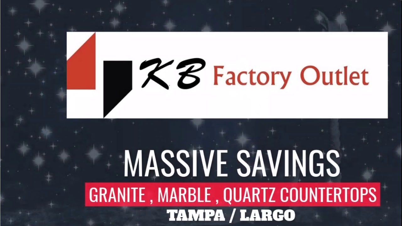 Massive Savings - Only At KB Factory Outlet