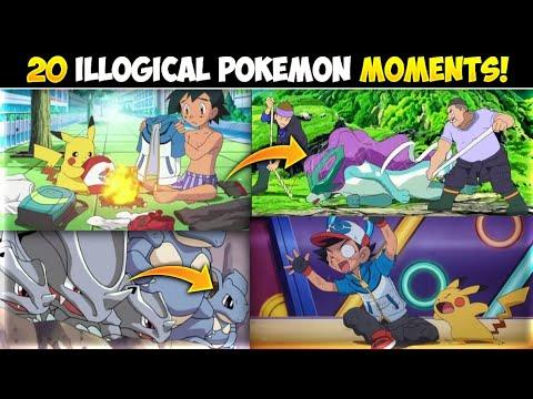 Download 20 Times When Logic Gave Up😵   Pokemon Moments That Make No Sense   Hindi  