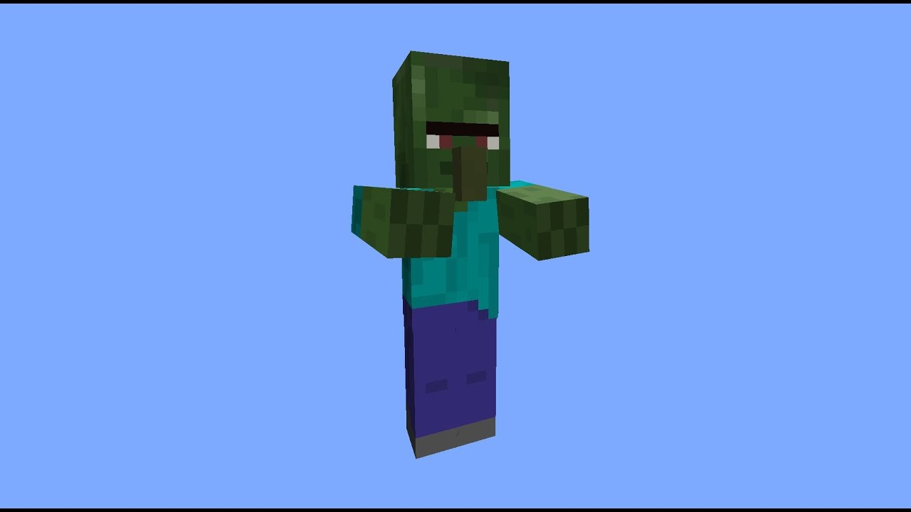 Minecraft Zombie Villager Skin More Information