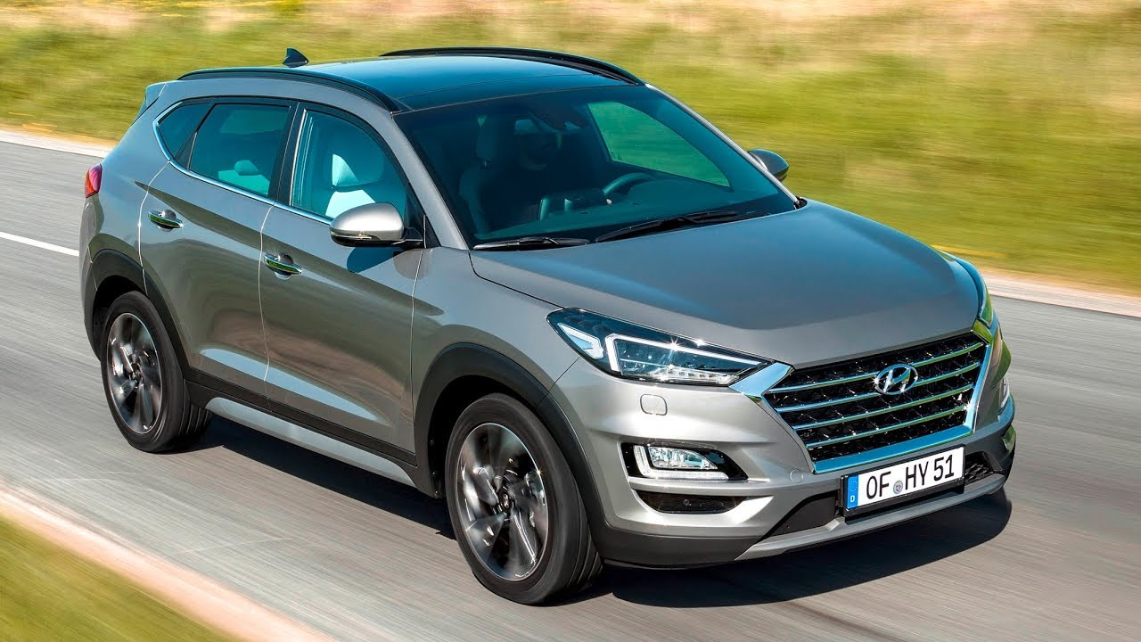 2019 Hyundai Tucson - Interior Exterior and Drive - YouTube