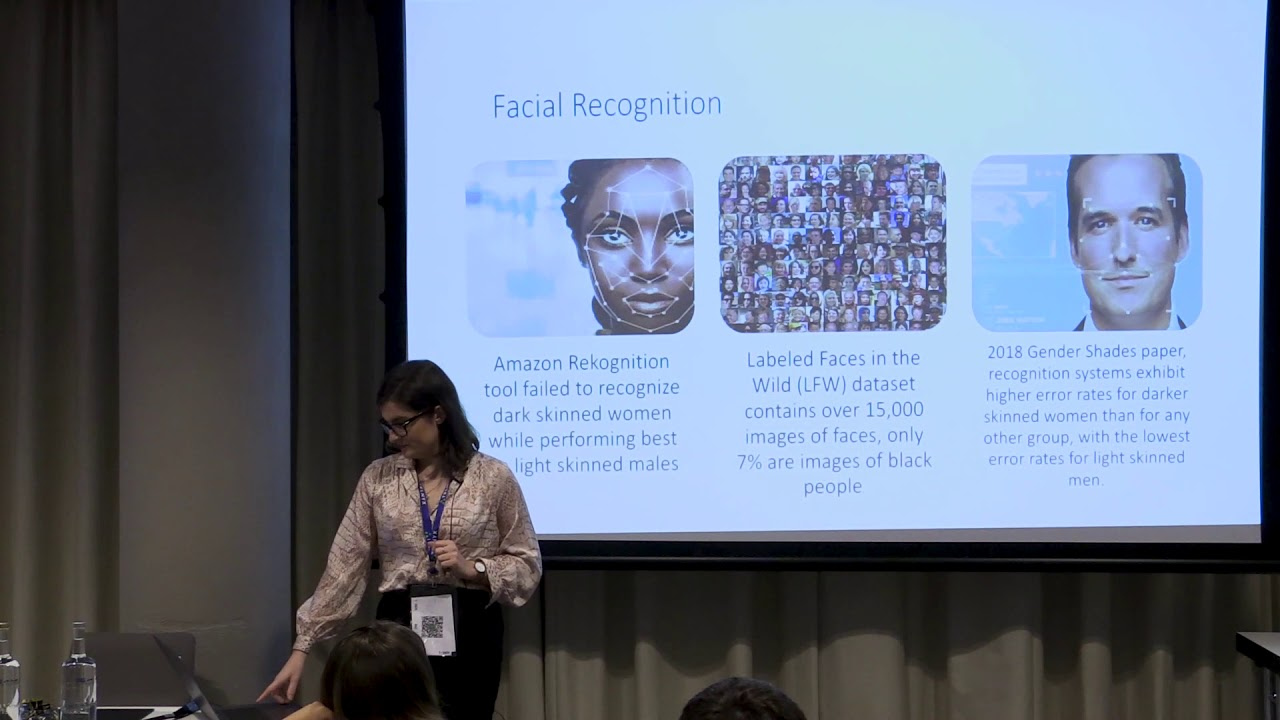 Image from PyCon Ireland 2019 - The Gender Data Gap - Louise O'Connor