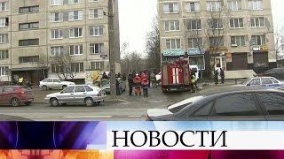 Навостоке Санкт-Петербурга вжилом доме обезврежено взрывное устройство.