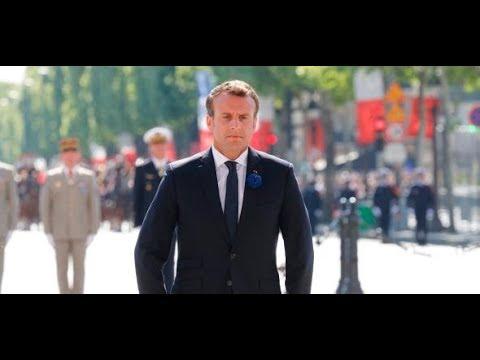 """FORSA-UMFRAGE: Welche Chancen Macrons """"En Marche"""" in Deutschland hätte"""
