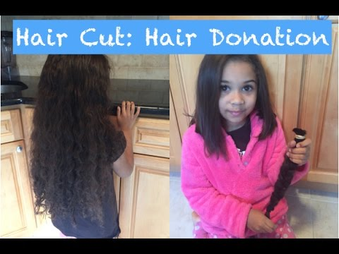 free haircut for locks of donation child hair cut hair donation to charity locks of 3727