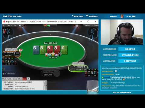 PokerStars Big $82 and $22