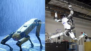Boston Dynamic's Two Supercool Robots New Updates - Spot Robot Dog On Sale & Atlas Humanoid Robot
