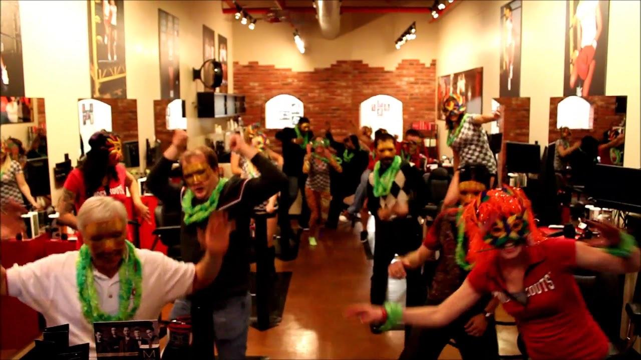 Harlem Shake Original Knockouts Oklahoma City Edition Youtube
