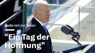 Rede von Joe Biden: