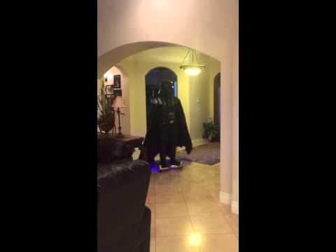 Darth Vader v. Hoverboard