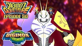 "Digimon Adventure - Ep 50 : ""Digimon Movie - Our War Game + OMEGAMON! "" [PSP/ENG]"