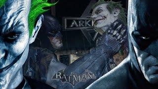 Batman Arkham City # Enfrentado Coringa e sua gangue#