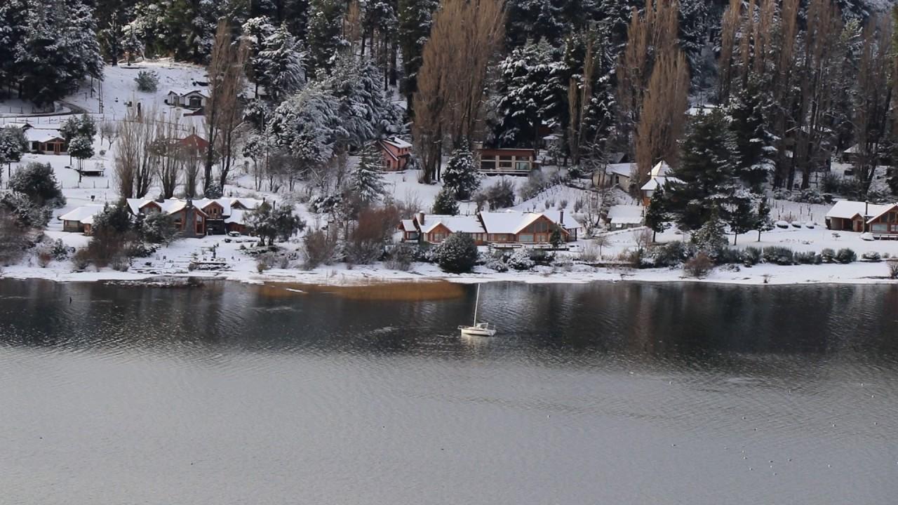 Nieve en bariloche caba as terrazas del campanario youtube for Terrazas 5 bariloche