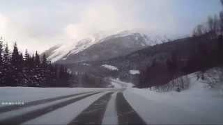 Gros Morne Winter Drive