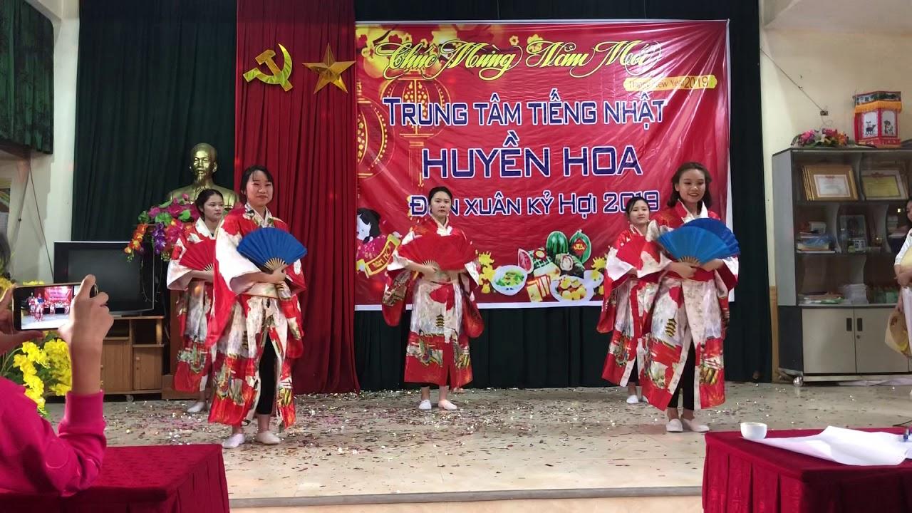 Múa kết hợp Việt Nam – Nhật Bản
