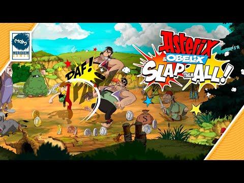 Asterix & Obelix: Slap Them All :: Teaser Anuncio