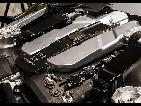 Aston Martin V12 Engine Garage Exeter 01392 759001 Doovi