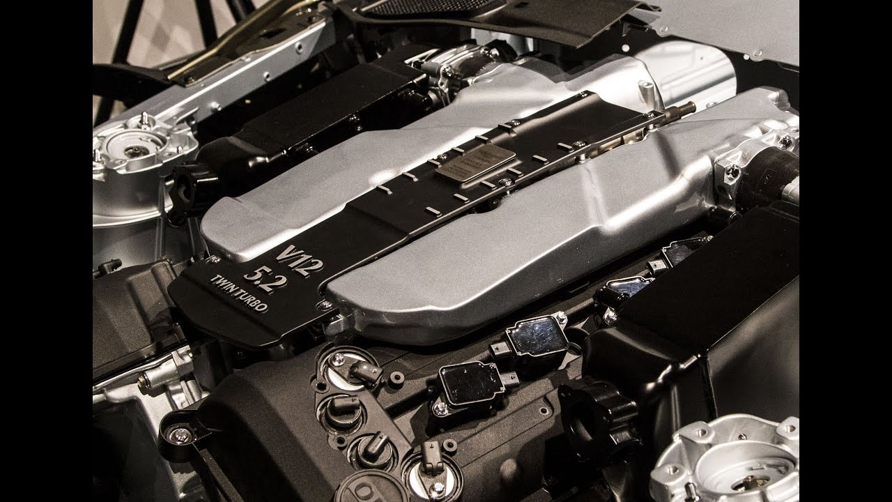 9 Things You Need To Know About Aston Martin S New Turbo V12
