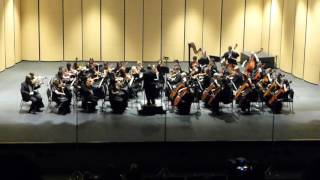 Klein High School Orchestra Concert Fall 2015