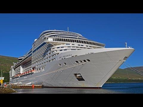 MSC Preziosa - Ship Tour