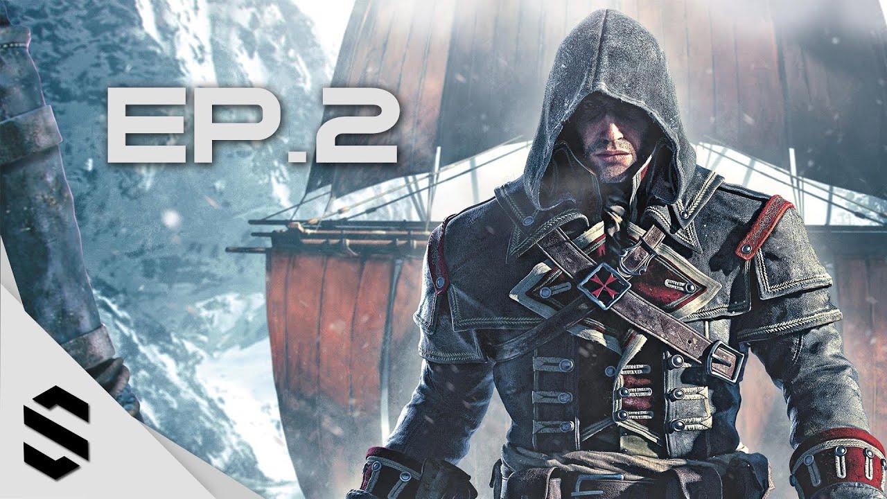 【刺客教條:叛變】- PC特效全開中文劇情電影60FPS - 第二集 - Episode 2 - 最強無損畫質 - Assassin's Creed Rogue - 刺客 ...