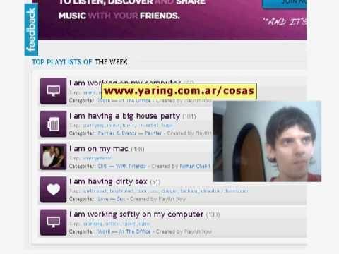 Sitio Web para escuchar Musica Online Gratis (Radio Online MP3s)