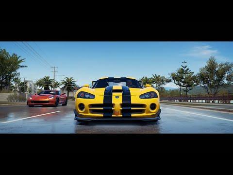 Forza Horizon 3 #18 - Xe Dodge Viper độ mạnh gần bằng siêu xe Lamborghini | ND Gaming