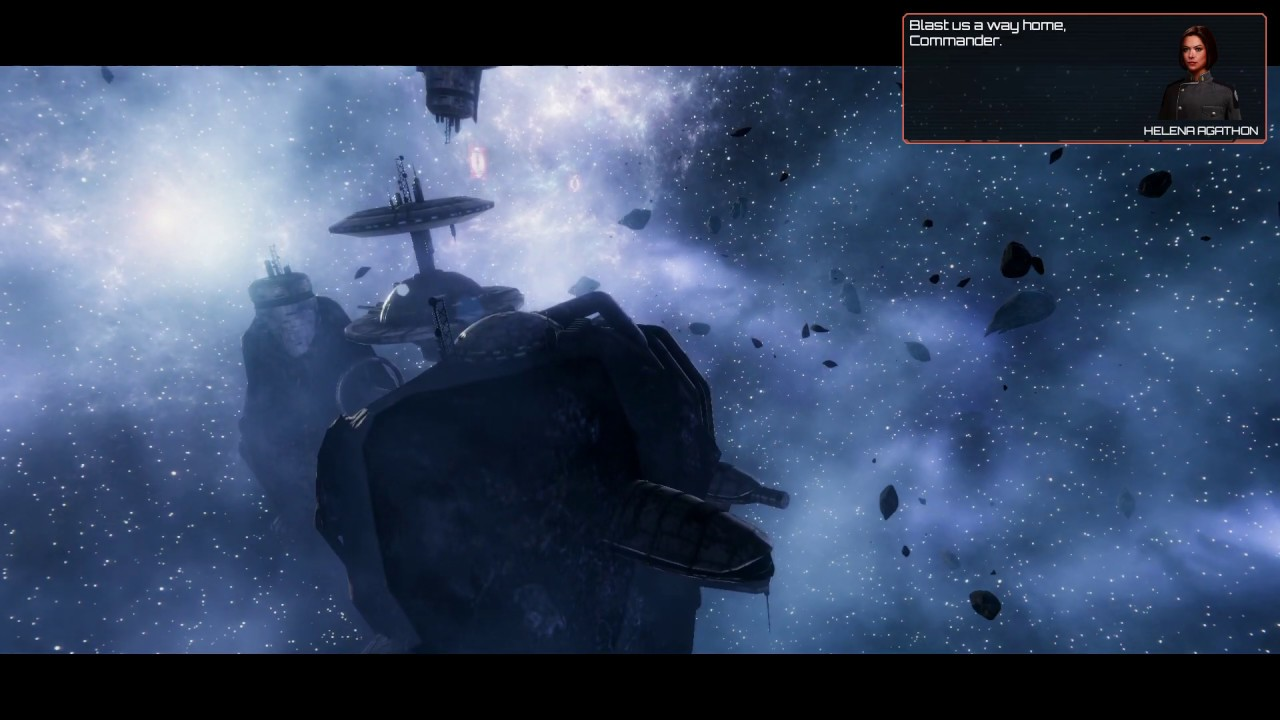 Battlestar Galactica Deadlock – Campaign – Part III