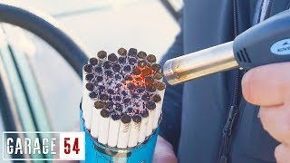 Что Будет Если Выкурить 1000 Сигарет В Салоне Авто