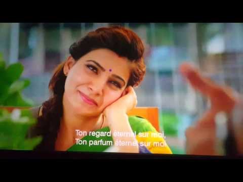 Theri - En Jeevan / Video HD / Vijay-Samantha