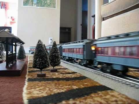 Lionel Polar Express & MTH Canadian Pacific